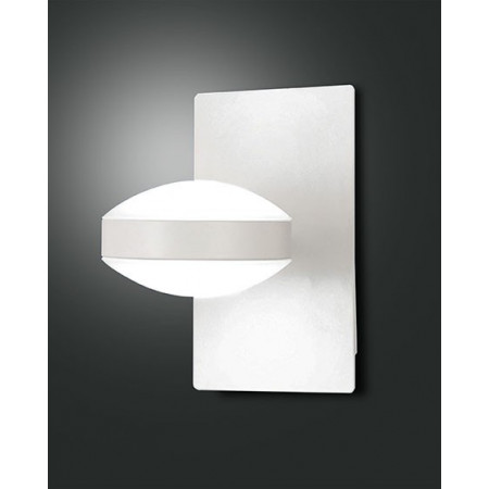 Mill Wall lamp metal and methacrylate frame led 16W