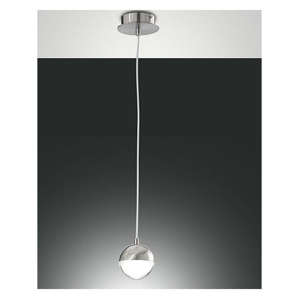 Structure de lampe à suspension Dunk en métal et méthacrylate Led 8W