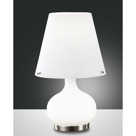 Ade Small Table lamp blown glass
