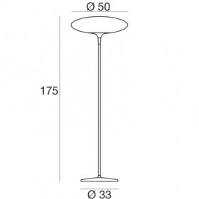 LineaLight , SQUASH LED 7628, au sol