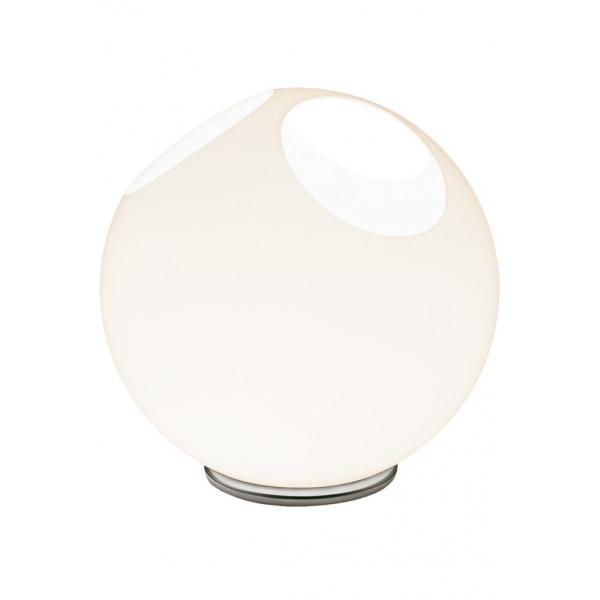 Noglobe 25 Table/Floor lamp in white acrylic 21W E27