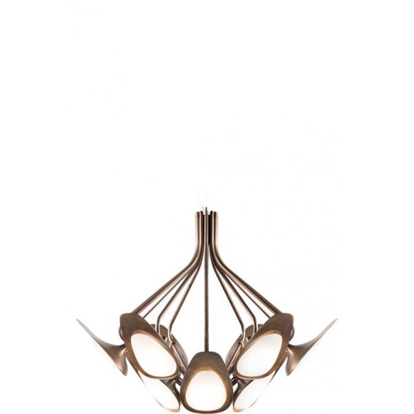 Peacock Suspension lamp Led 4,5W 3000K