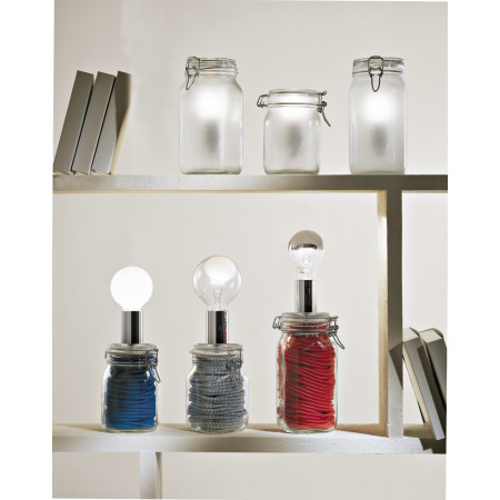 Barattolo 10/lp on/off Table lamp Led 4W 2700K