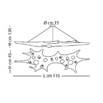 Sillux , BAOBAB SP 1057 / 110S, Suspension