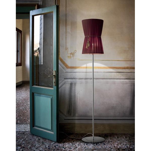 Caracas PI 3/500 Floor lamp fabric diffuser 77W E27