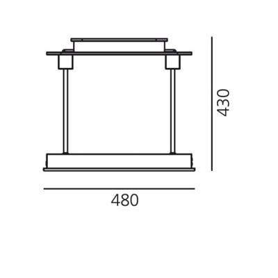Artemide, PAUSANIA LED, Table