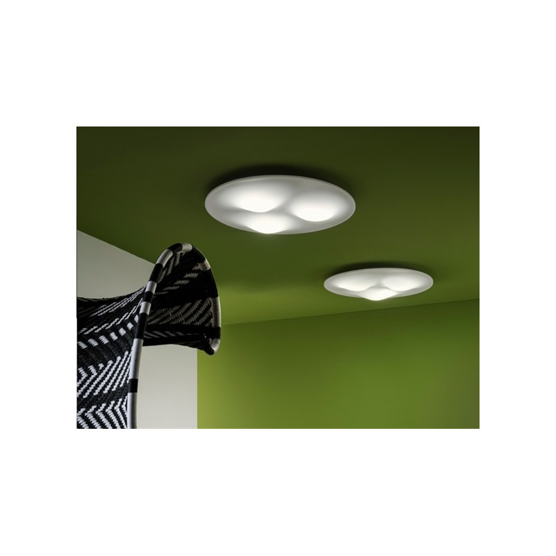 LineaLight, CIRCLE WAVE 7461, Plafone