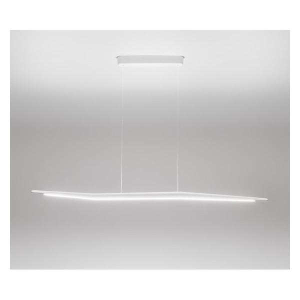 Branch lampada a sospensione struttura in alluminio Led 38W 3000K