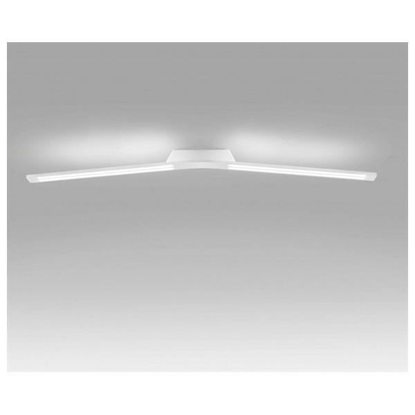 Lama 7109 lampada da soffitto struttura in alluminio Led 45W 3000K
