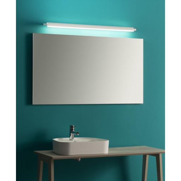 Tablet 7605 lampada da parete struttura in ottone e diffusore in PMMA Led 26W 3000K
