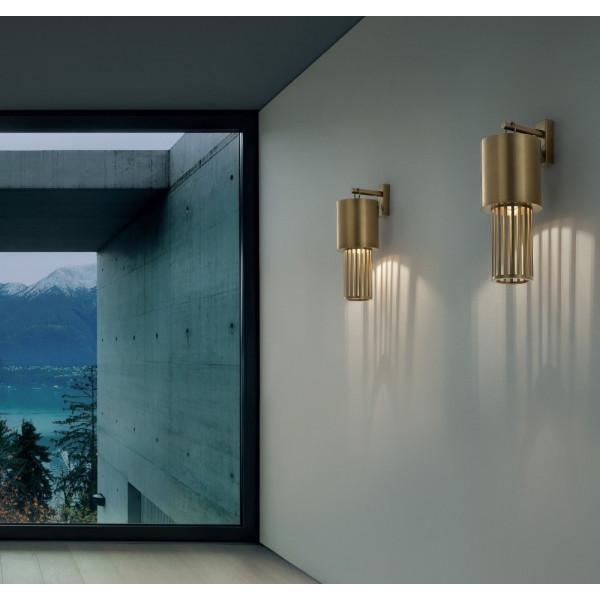 Faro LP 6/302 lampada da parete 46W E27