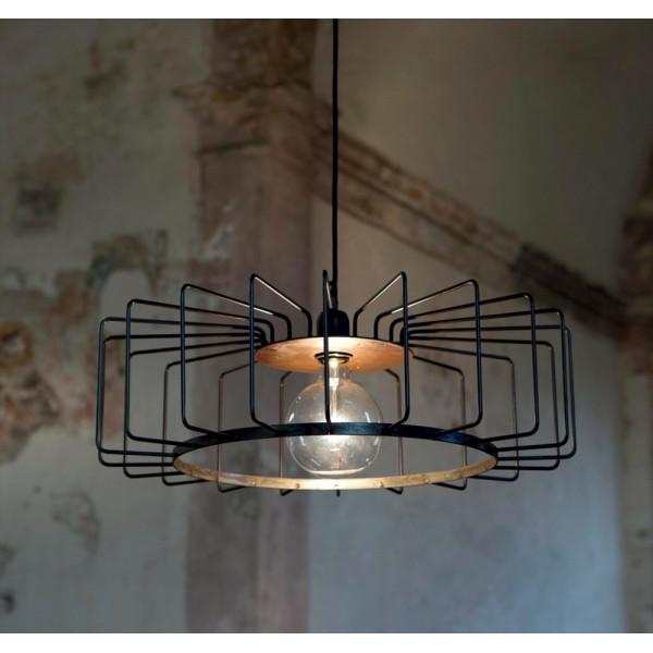 Futura SP 8/283 lampada a sospensione 46W E27