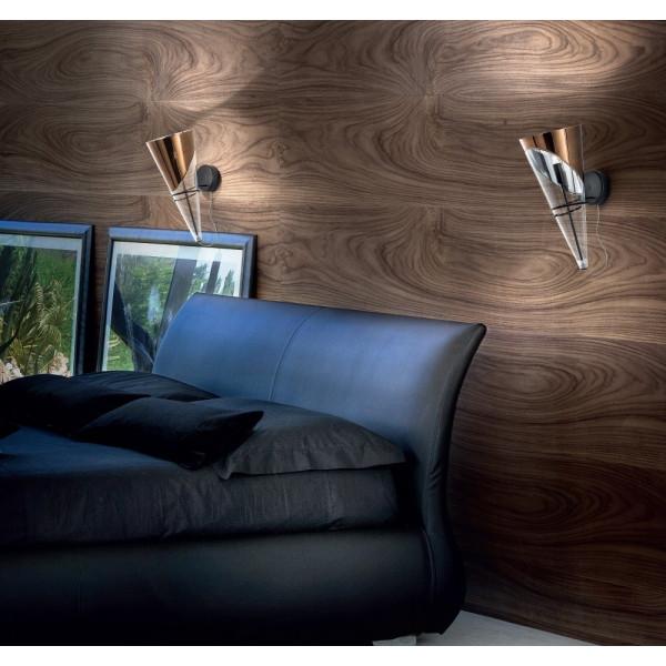 Albachiara LP 1016/20 lampada da parete in vetro soffiato 48W G9