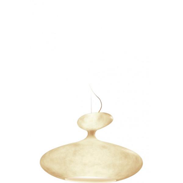 E.T.A. Sat Giant lampada a sospensione corpo diffusore in vetroresina