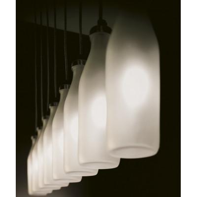 Vesoi , BOUTEILLES 8 / SO DÉCENTRÉ LED, Suspension