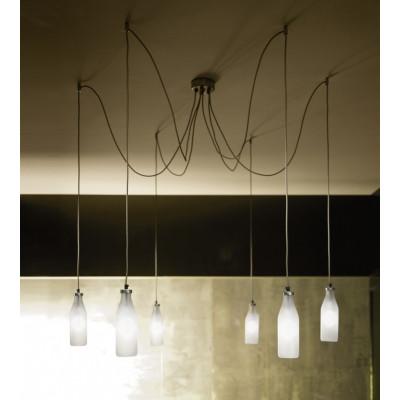Vesoi, BOTTLES 14/S6 LED, Sospensione