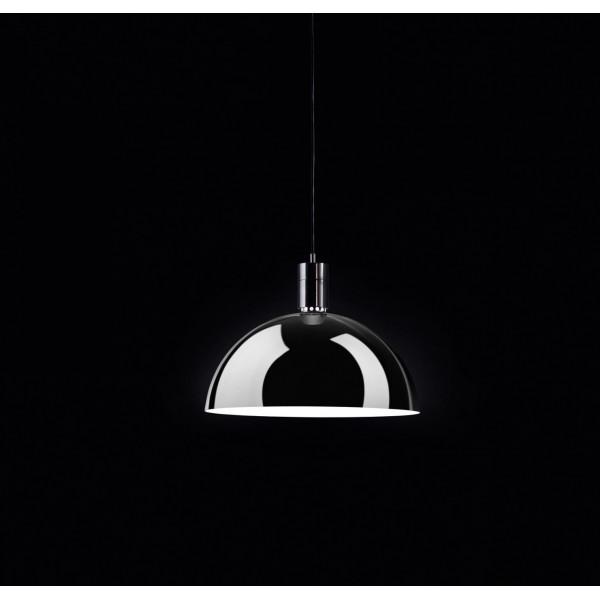 AM4Z lampada a sospensione struttura e diffusore in metallo 250W E27