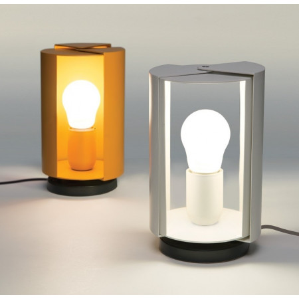 Pivotante à Poser lampada da tavolo 60W E27