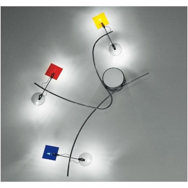 Barcelona LS 5/229 lampada da parete 14W G4
