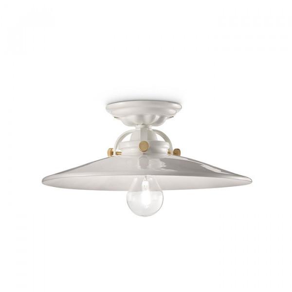 Black & White C105 lampada da soffitto 77W E27