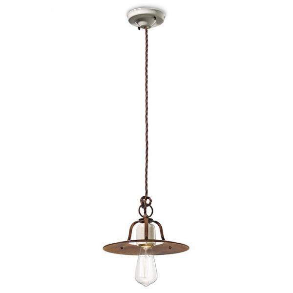 Grunge C1431 lampada a sospensione 77W E27