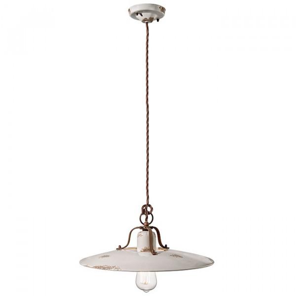 Country C1443 Lampe à suspension 77W E27