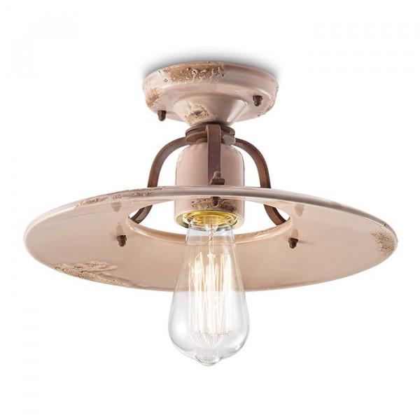 Country C1444 lampada da soffitto 77W E27