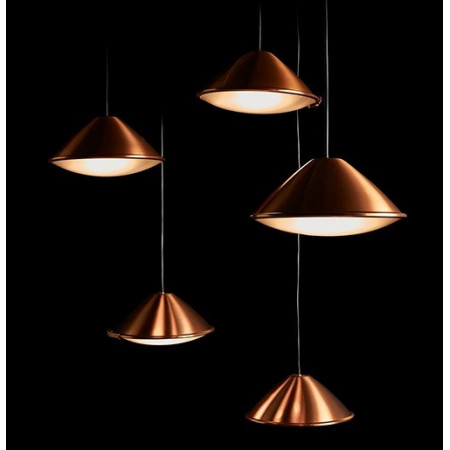 Armonica Suspension lamp 18W R7s