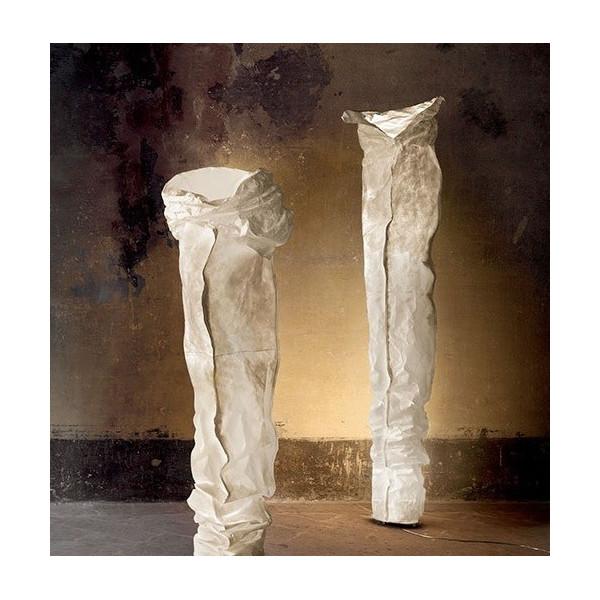 Diffuseur de lampadaire Dolcevita en polyéthylène blanc