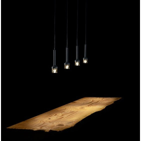Antonangeli,Suspension, TORCETTA 4 LIGHTS