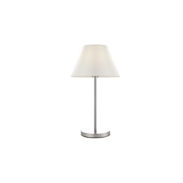 Lampe de table souple abat-jour en tissu 15W E27