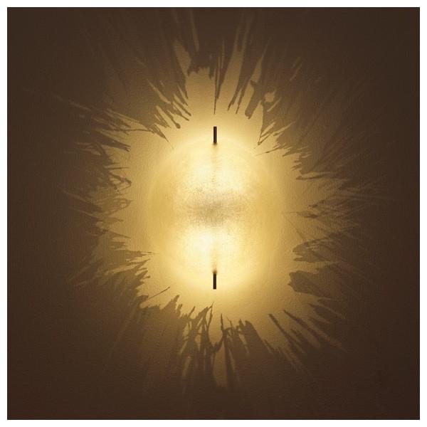 PK LED 21 lampada da parete diffusore in fiberglass Led 1W 2700K