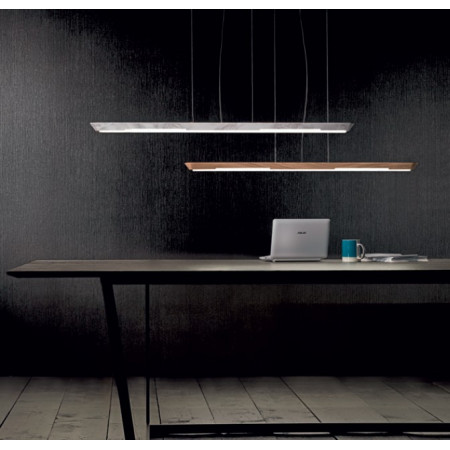 Woody Small lampe à suspension Led 24,5W