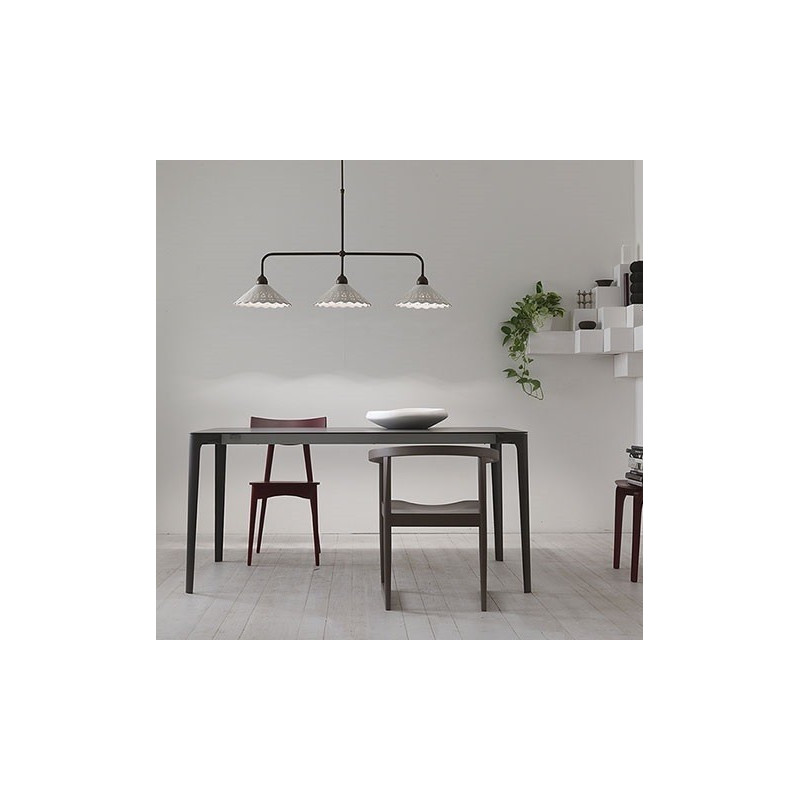 Il Fanale,Suspension, FIORI DI PIZZO SUSPENSION 3 LIGHTS