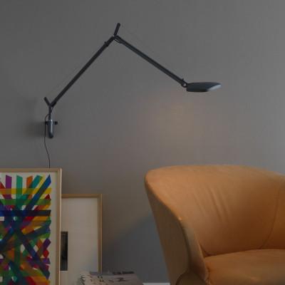 Volée lampada da parete...