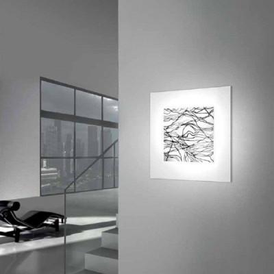 Leucos,wall, LAGUNA P60 'PLATINO'