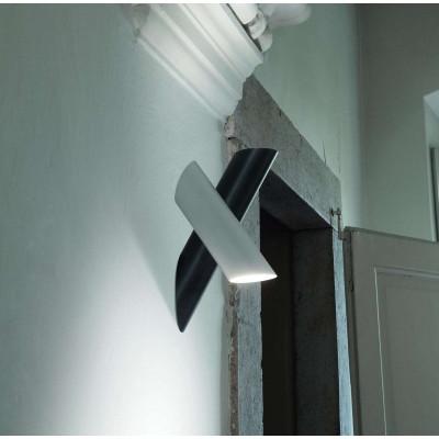 2Tubes lampada da parete in...