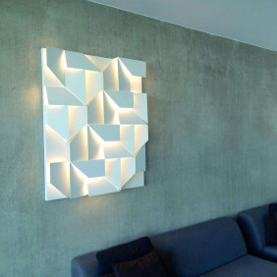 Wall Shadows Grand lampada...