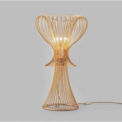 Silhouette lampada da...