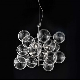 Atom Medium Suspension lamp...
