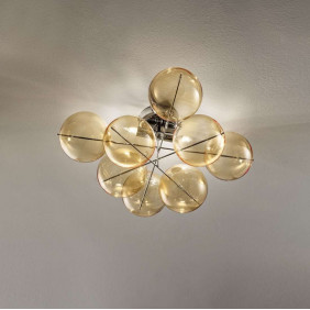 Atom Small Ceiling lamp 40W G9