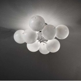Atom Large Ceiling lamp 40W G9