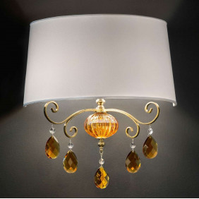 Antika A2 Wall lamp satin...