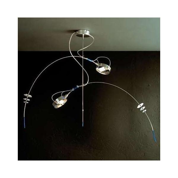 Zot ^ 2 Lampe à suspension 150W R7s