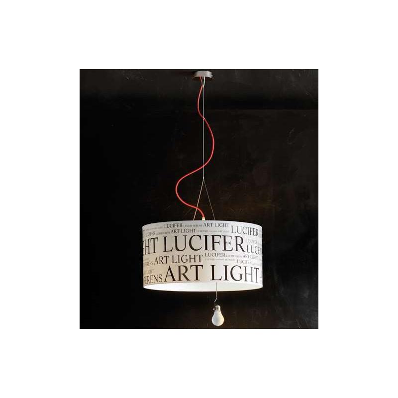 Lucifero,Suspension, LUCEM FERENS SUSPENSION