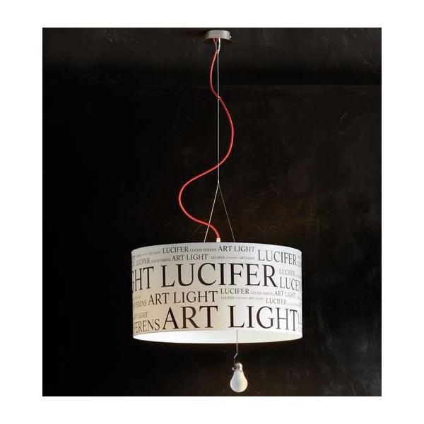 Lucem Ferens lampada a sospensione 24W E27