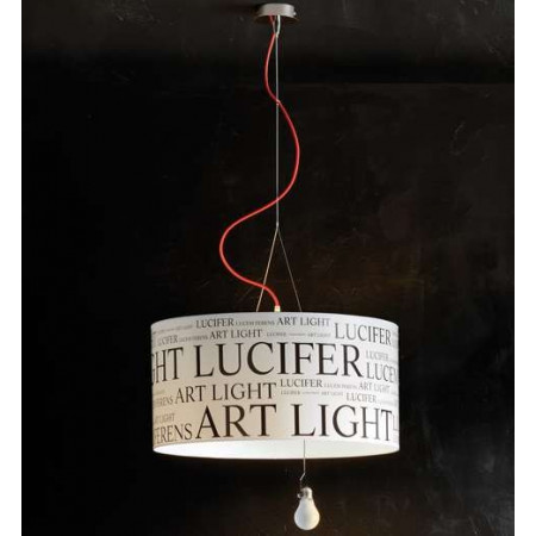 Lucem Ferens Suspension lamp 24W E27