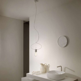 Lumen 12/SO Suspension lamp...