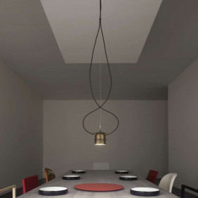 Lumen 6/SO Suspension lamp...
