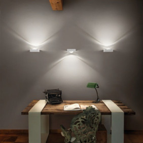 Shelf Small Wall lamp Led...